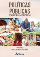 Políticas Públicas de Alimentação e Nutrição