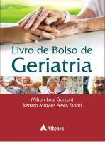 Livro de Bolso de Geriatria