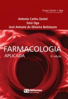 Farmacologia Aplicada 6ª Edição