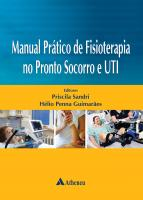 Manual de Fisioterapia no Pronto-Socorro e UTI