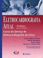 Eletrocardiografia Atual - 3ª Edição