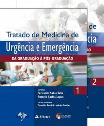 Tratado de Medicina de Urgência e Emergência - 2 Volumes
