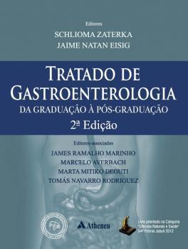 Tratado de Gastroenterologia - 2ª Edição